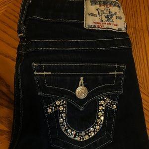 e55adb69f True Religion Jeans - Bedazzled True Religion Jeans